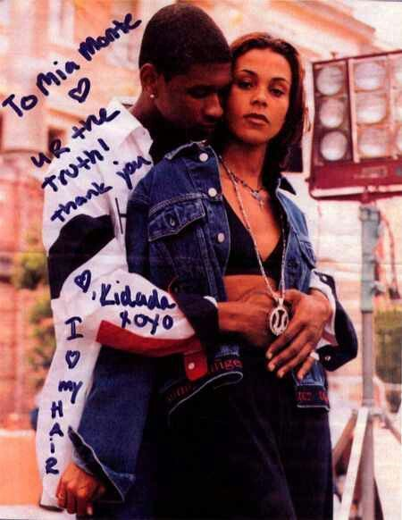 Kidada Jones And Usher They Were Together Pinterest Ideas And Designs