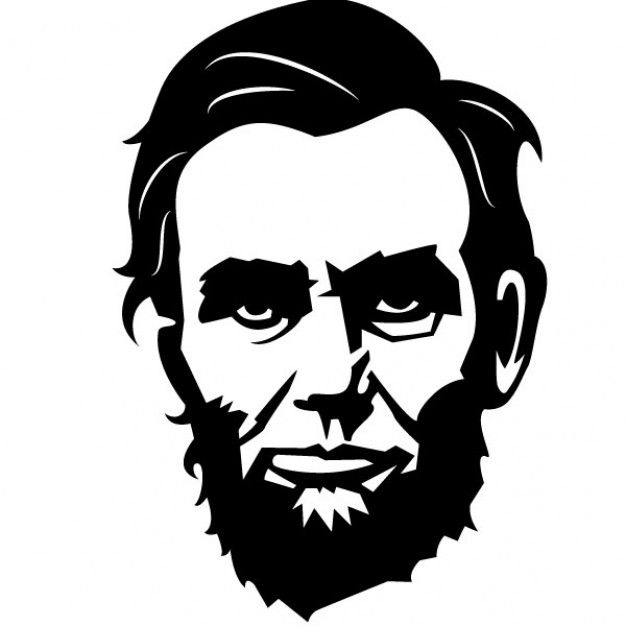 American President Portrait Abraham Lincoln Tattoos Ideas And Designs