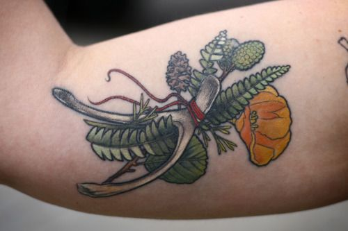 1000 Ideas About Wishbone Tattoo On Pinterest Tattoos Ideas And Designs