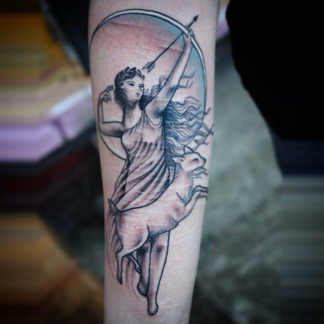 1000 Ideas About Artemis Tattoo On Pinterest Snow Ideas And Designs