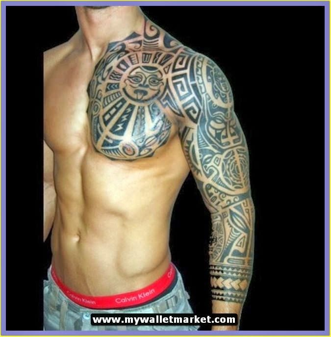 17 Best Ideas About Mens Shoulder Tattoo On Pinterest Ideas And Designs