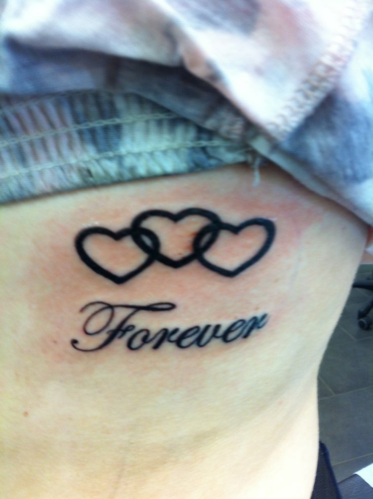 3 Sister Tattoo All Got Matching Tattoes Pinterest Ideas And Designs