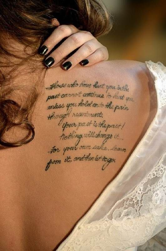 1000 Ideas About Shoulder Blade Tattoos On Pinterest Ideas And Designs