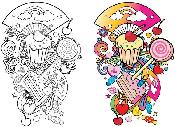 35 Best Images About Candy Tattoos On Pinterest Plugs Ideas And Designs