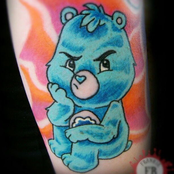 56 Best Images About Care Bear Tattoo On Pinterest 80S Ideas And Designs