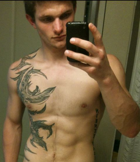 1000 Images About Tattoo Shirtless Six Pack Abs On Ideas And Designs