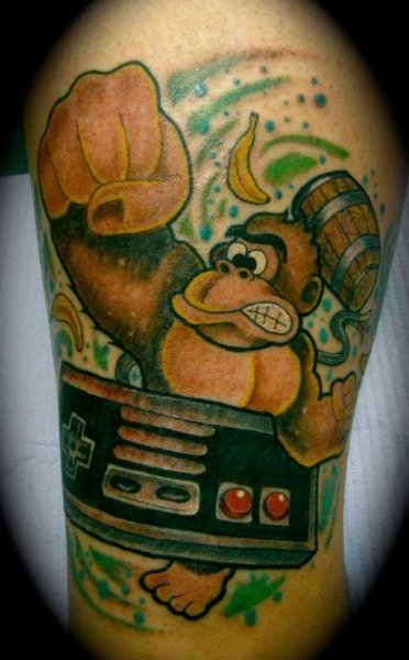 21 Curated Donkey Kong Ideas By Everquestdragon Ideas And Designs