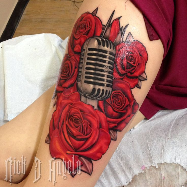 46 Best Images About Roses Tattoos On Pinterest Ideas And Designs