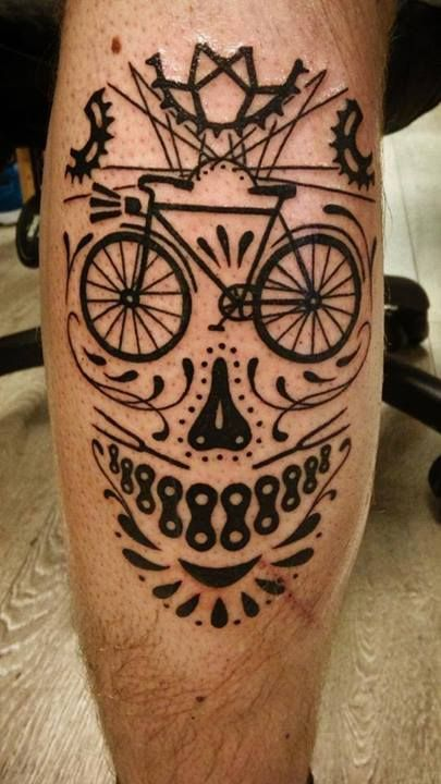 311 Best Cycle Tattoo Images On Pinterest Ideas And Designs