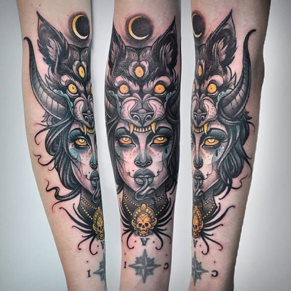 Art Inspired Tattoos By Jessica Ann White Tattoodo Ideas And Designs