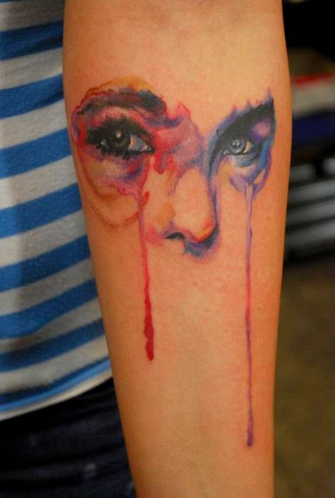 114 Best Images About Watercolor Tattoo On Pinterest Ideas And Designs