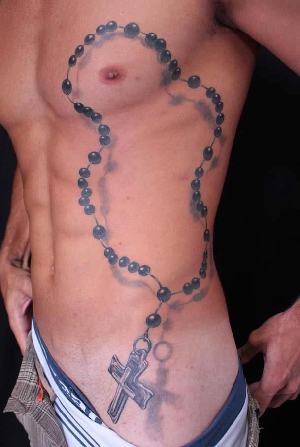 1000 Ideas About Rosary Tattoos On Pinterest Tattoos Ideas And Designs