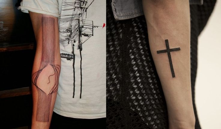 17 Best Images About Modern And Abstract Tattoos For Men Ideas And Designs