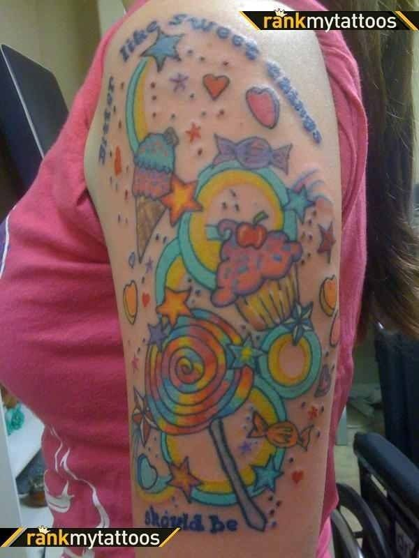 17 Best Images About Tattoos Old On Pinterest Candy Ideas And Designs
