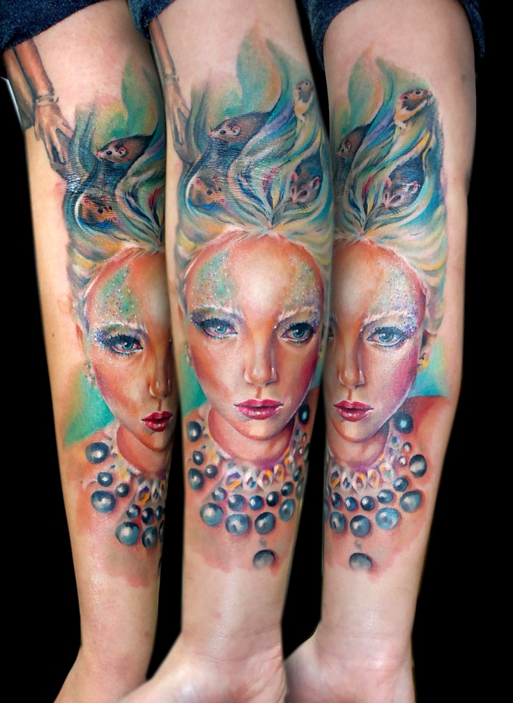 17 Best Images About Tattoo Artists On Pinterest David Ideas And Designs