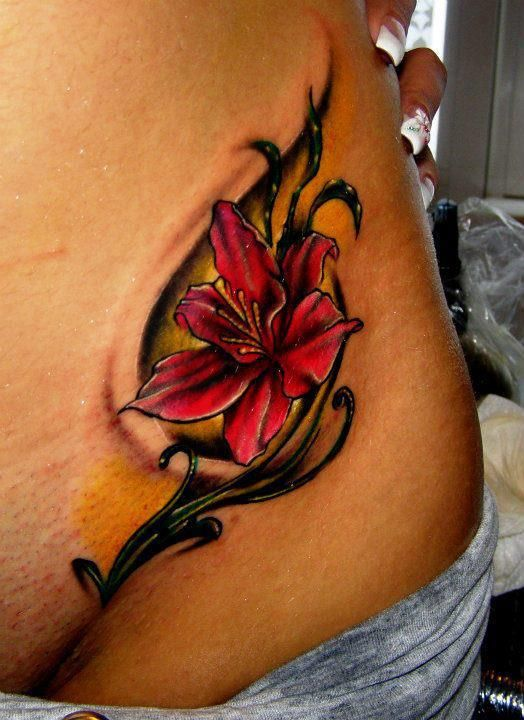 17 Best Ideas About Lily Flower Tattoos On Pinterest Ideas And Designs