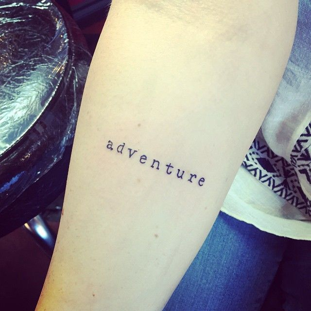 17 Best Ideas About Adventure Tattoo On Pinterest Travel Ideas And Designs