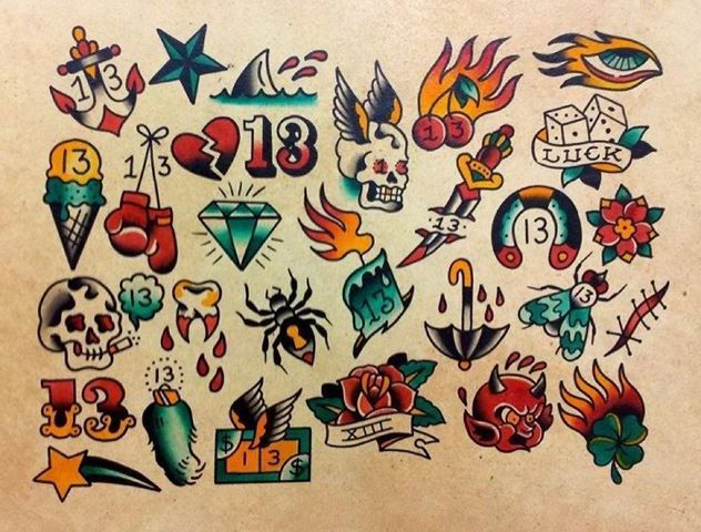 10 Best Images About Friday The 13Th Tattoos On Pinterest Ideas And Designs
