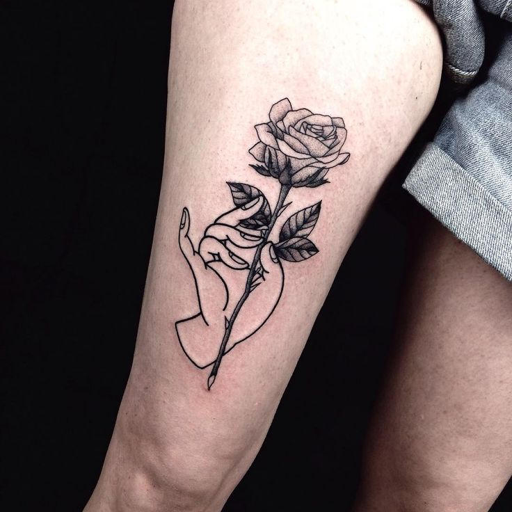 209 Best Images About Flowers Tattoo On Pinterest On Ideas And Designs