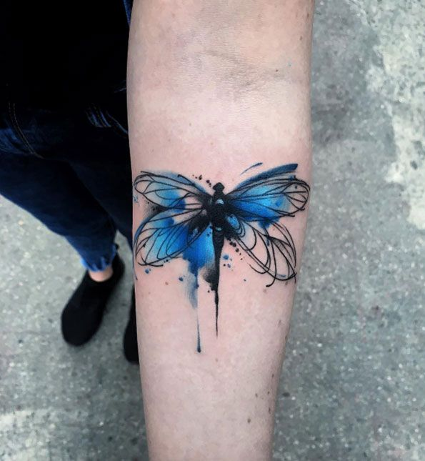 25 Best Ideas About Dragonfly Tattoo On Pinterest Ideas And Designs