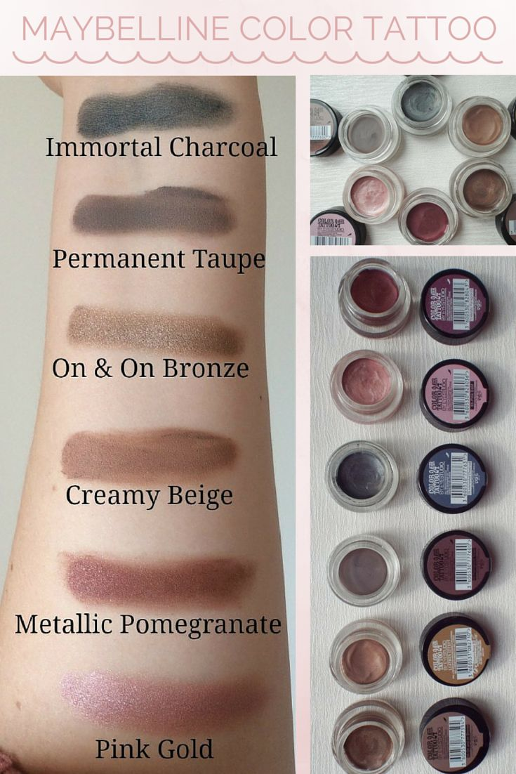 25 Best Ideas About Maybelline Eyeshadow On Pinterest Ideas And Designs
