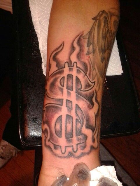 25 Best Ideas About Dollar Sign Tattoo On Pinterest Ideas And Designs