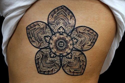 Celtic Mandala Flower Ideas And Designs