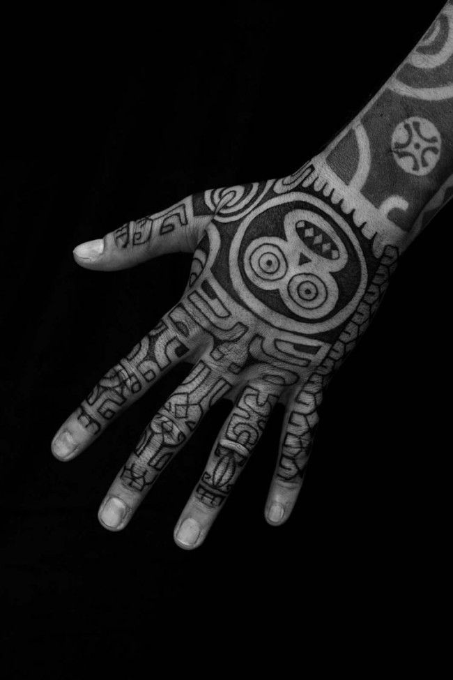 17 Best Ideas About Men Tribal Tattoos On Pinterest Ideas And Designs