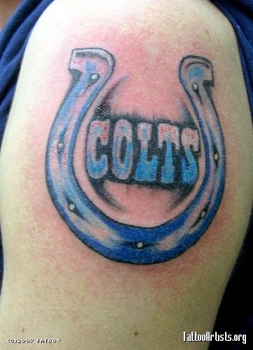 1000 Images About Indianapolis Colts Tattoos On Pinterest Ideas And Designs