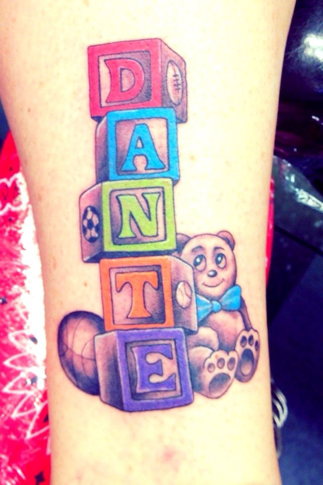 1000 Ideas About Baby Name Tattoos On Pinterest Tattoos Ideas And Designs