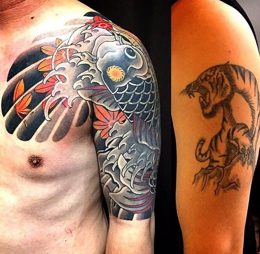 1989 Best Images About Tattoes 4 Both On Pinterest Lion Ideas And Designs
