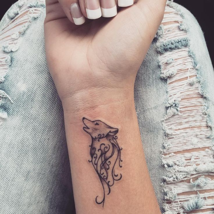 Best 20 Small Wolf Tattoo Ideas On Pinterest Wolf Ideas And Designs
