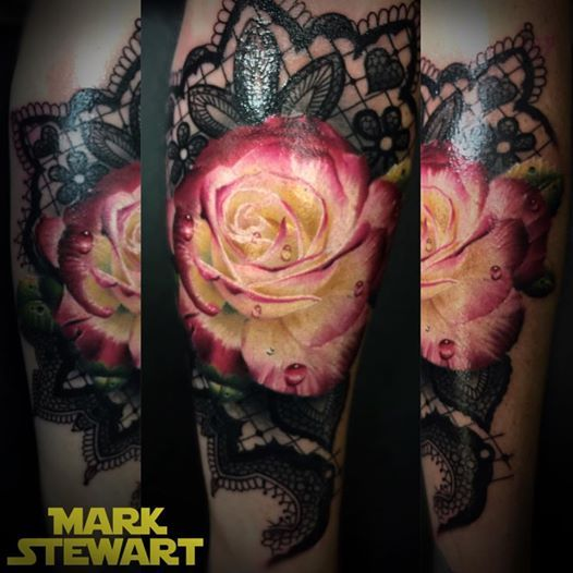 25 Best Ideas About Realistic Flower Tattoo On Pinterest Ideas And Designs