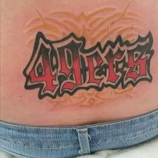 1000 Images About 49Er Tattoos On Pinterest San Ideas And Designs