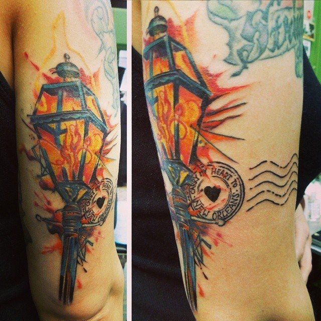 25 Best Ideas About New Orleans Tattoo On Pinterest New Ideas And Designs