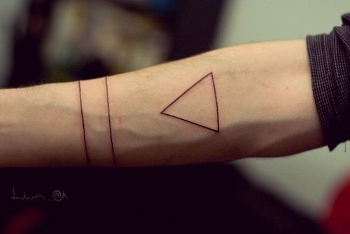 1000 Ideas About Triangle Tattoo Meanings On Pinterest Ideas And Designs