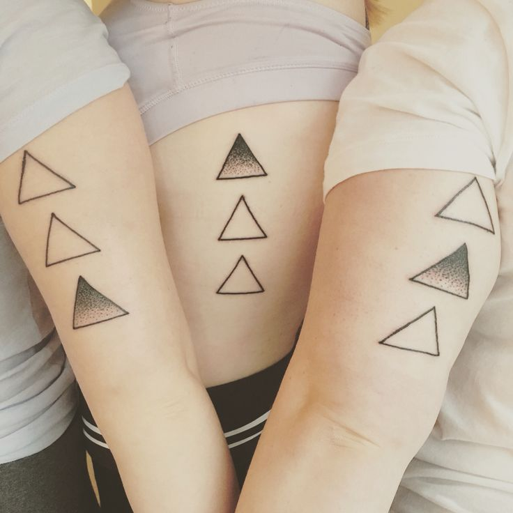 17 Best Ideas About Three Sister Tattoos On Pinterest Ideas And Designs
