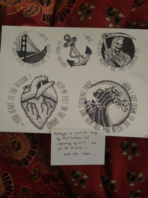 The Amity Affliction Tattoo Google Søk Tattoos And Ideas And Designs