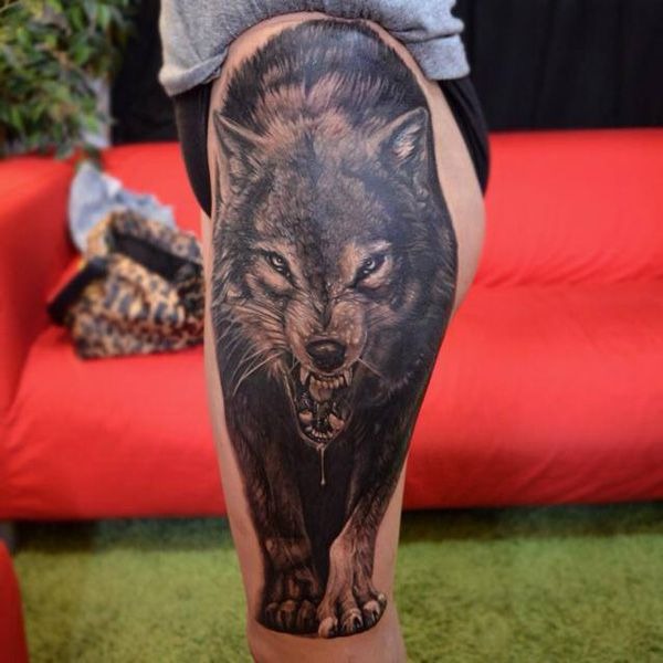 55 Wolf Tattoo Designs Discover More Ideas About Wolf Ideas And Designs