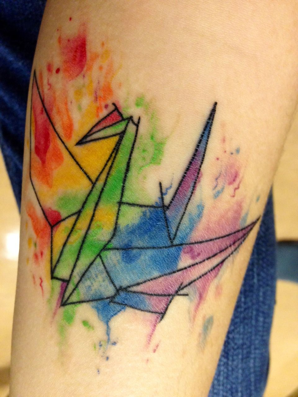 """Growing Up My Dad Had A Rule """"You Can't Get A Tattoo If Ideas And Designs"""