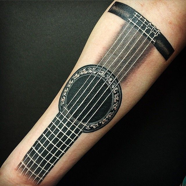 Guitar Tattoo Someone Might Like … My Style Pinterest Ideas And Designs