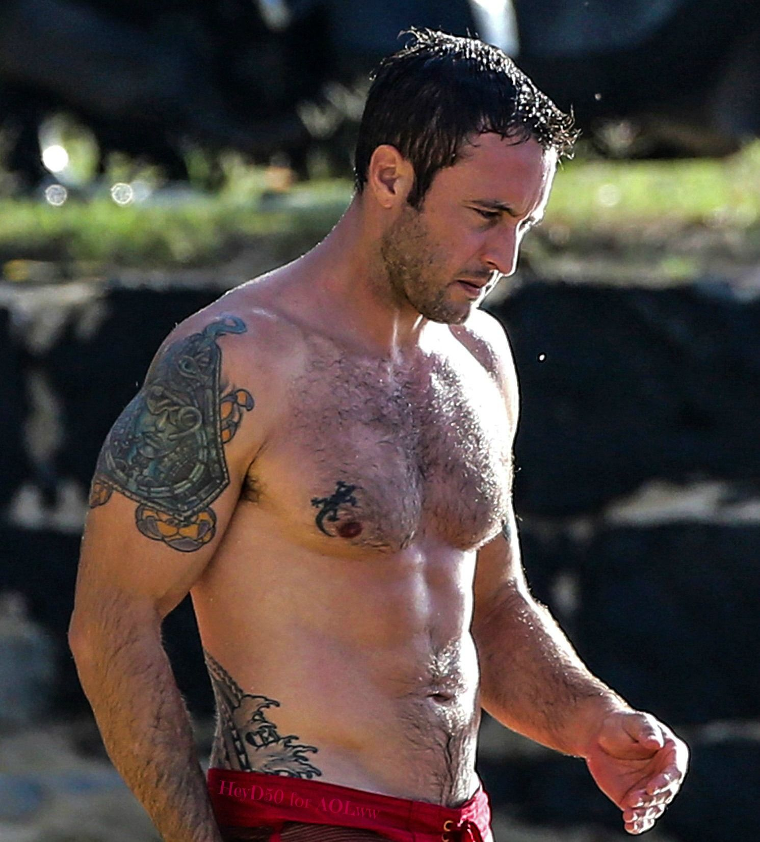 Changing It Up A Bit Today Alex O Loughlin Pinterest Ideas And Designs