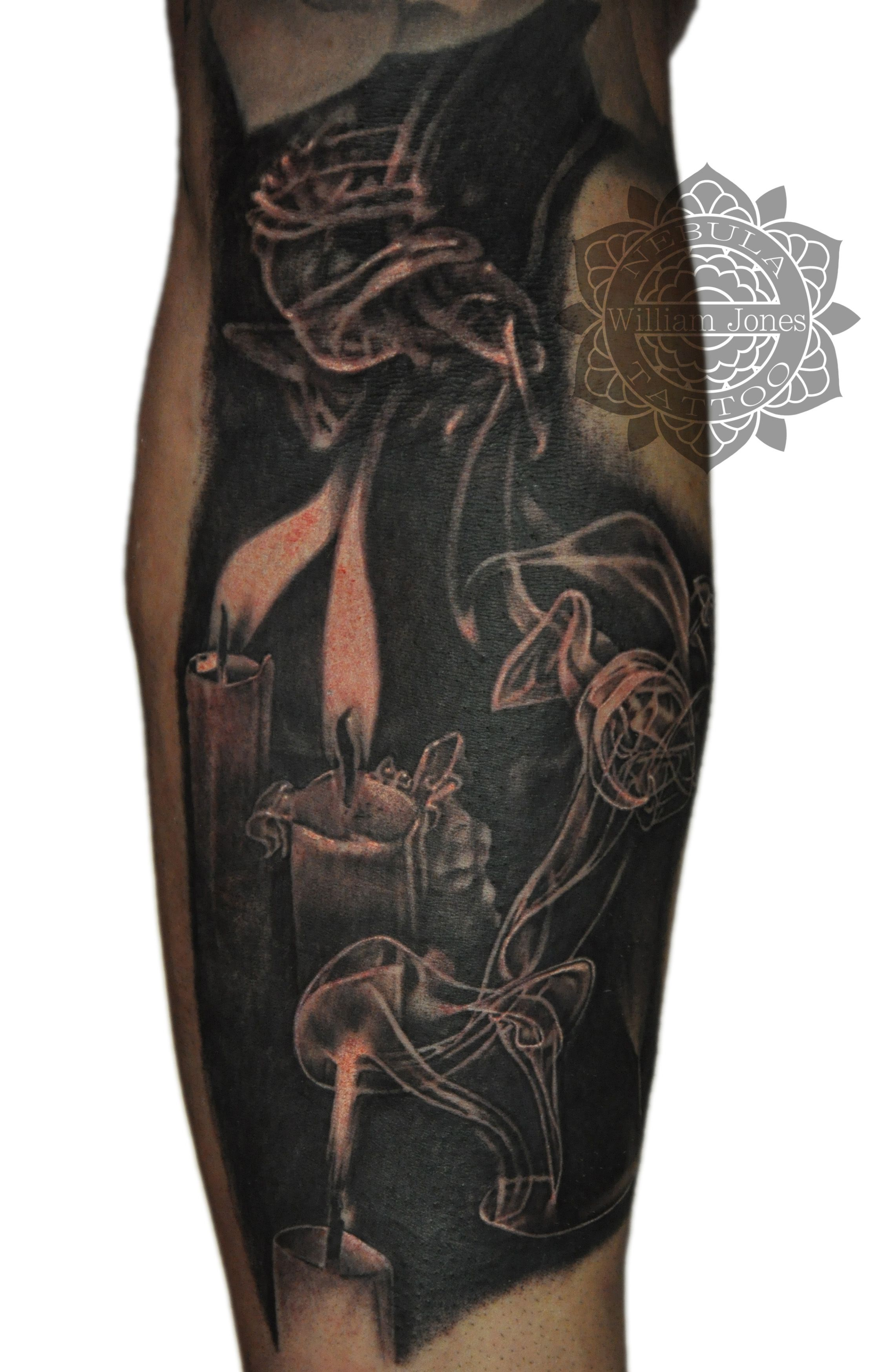 Candle Tattoo Tattoo Ideas Pinterest Candle Tattoo Ideas And Designs
