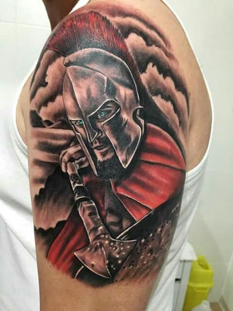 My Spartan Tattoos Pinterest Tattoo Tatoo And Ideas And Designs