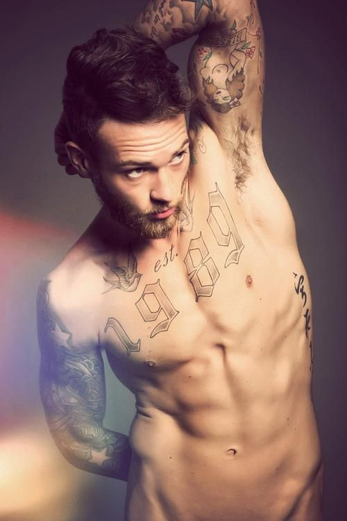 Men With Tattoos Est 1989 Ink Pinterest Ideas And Designs