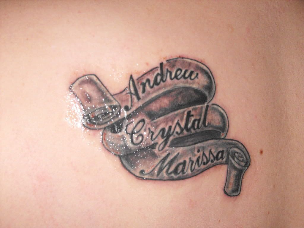 Kids Nametattoos Tattoo S Page 3 Blu Ray Forum Ideas And Designs