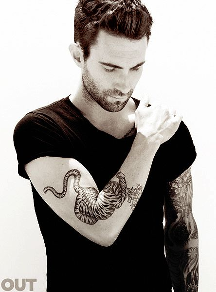 Adam Levine If You Ve Ever Watched A Maroon 5 Music Video Ideas And Designs