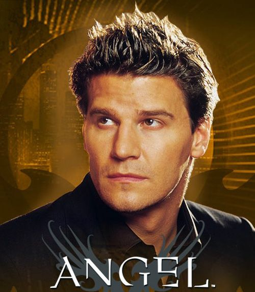 David Boreanaz As Angel Love Watching Angel Please Check Ideas And Designs