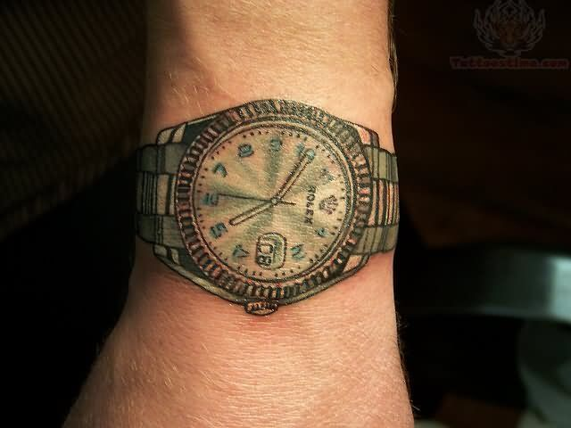 Wrist Watch Tattoos Google Search Cool Tats Ideas And Designs