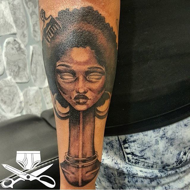 Afrocentric Tattoos Ideas And Designs